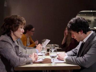 """Dinner Scene from """"Spencer"""""""